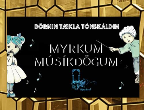 Töfrahurð á Myrkum músíkdögum